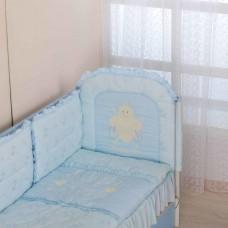 Бортик для кроватки Веселая пчелка