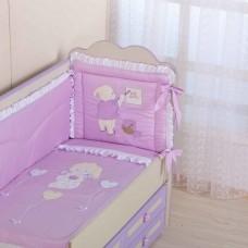 Бортик для кроватки Мой ангел
