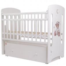 Кроватка детская ПИЖАМНАЯ ВЕЧЕРИНКА