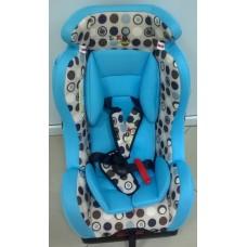 Автокресло Liko Baby 718, голубой