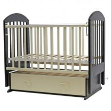 Кровать Дарина, венге-ваниль