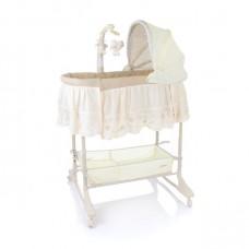 Кроватка-Люлька детская Sweet Dream (mobile) 3 в 1