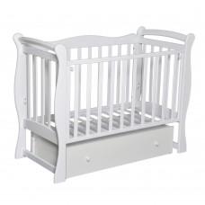 Кровать детская СЕВЕРЯНКА-1, Белый