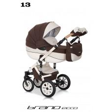 Коляска Brano Ecco 3в1, 13