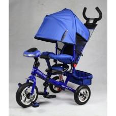 Велосипед трехколесный Smart Trike, синий