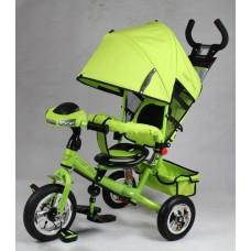 Велосипед трехколесный Smart Trike, зеленый