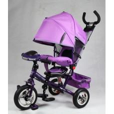 Велосипед трехколесный Smart Trike, фиолетовый